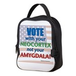 Vote Neoprene Lunch Bag