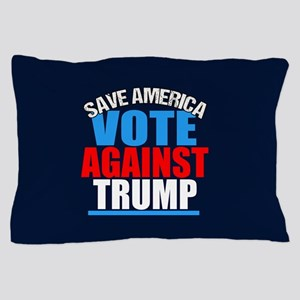 Vote Against Trump Pillow Case