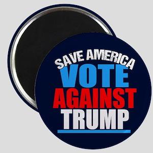 Vote Against Trump Magnet