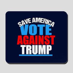 Vote Against Trump Mousepad