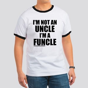 I'm not an Uncle I'm a FUNcle funny men's T-Shirt