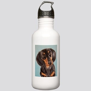 adorable dachshund Stainless Water Bottle 1.0L
