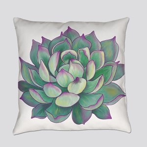 Succulent plant Everyday Pillow