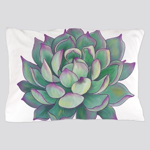 Succulent plant Pillow Case