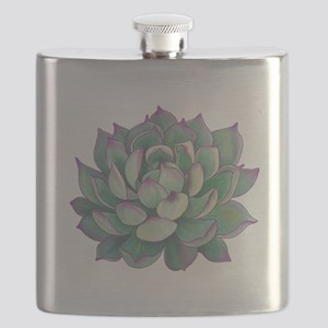 Succulent plant Flask