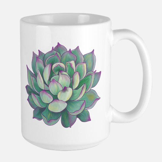 Succulent plant Mugs
