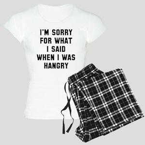 I'm Sorry For What I Said Women's Light Pajamas