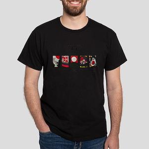 Hanafuda: playing cards of Japan T-Shirt