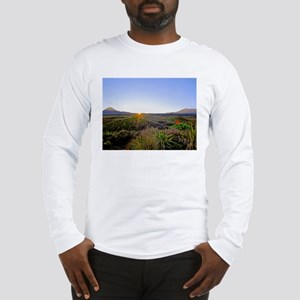 Daybreak National Park NZ Long Sleeve T-Shirt