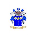 Stevenson (Killyleagh) Sticker (Rectangle)