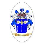 Stevenson (Killyleagh) Sticker (Oval)