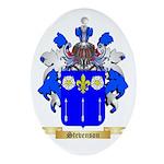 Stevenson (Killyleagh) Oval Ornament