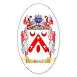 Steven Sticker (Oval 50 pk)