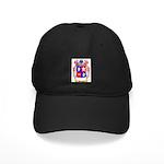 Stevano Black Cap