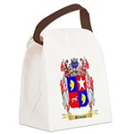 Stevano Canvas Lunch Bag