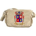 Stevanini Messenger Bag