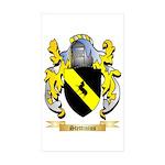 Stettinius Sticker (Rectangle 50 pk)