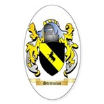 Stettinius Sticker (Oval 50 pk)