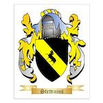 Stettinius Small Poster
