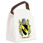Stettinius Canvas Lunch Bag