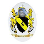 Stettinius Oval Ornament
