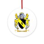 Stettinius Round Ornament