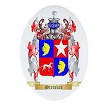 Stetskiv Oval Ornament