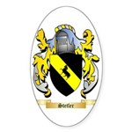 Stetler Sticker (Oval 10 pk)