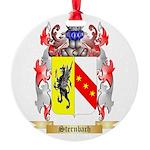 Sternbach Round Ornament