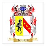 Sternbach Square Car Magnet 3