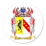 Sternbach Round Car Magnet