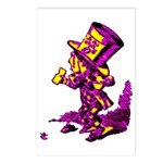 Mad Hatter Postcards (Package of 8)