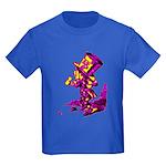 Mad Hatter Kids Dark T-Shirt