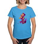 Mad Hatter Women's Dark T-Shirt