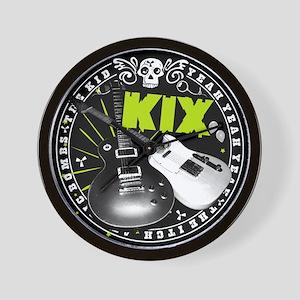 KIX Wall Clock