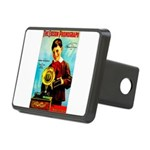 The Edison Phonograph Rectangular Hitch Cover