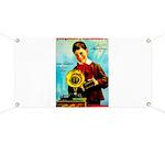 The Edison Phonograph Banner