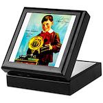 The Edison Phonograph Keepsake Box