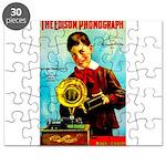 The Edison Phonograph Puzzle