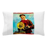 The Edison Phonograph Pillow Case
