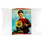 The Edison Phonograph Pillow Case