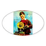 The Edison Phonograph Sticker