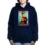 The Edison Phonograph Women's Hooded Sweatshirt