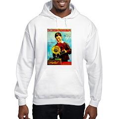 The Edison Phonograph Hoodie Sweatshirt