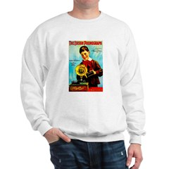 The Edison Phonograph Sweater
