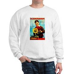 The Edison Phonograph Sweater