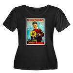The Edison Phonograph Plus Size T-Shirt