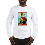 The Edison Phonograph Long Sleeve T-Shirt