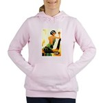 Tuborg Classic Liquor Women's Hooded Sweatshirt
