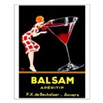 Balsam Aperitif Small Poster